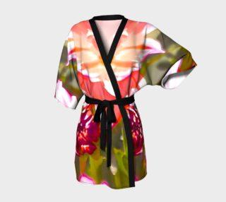 Aperçu de flower kimono