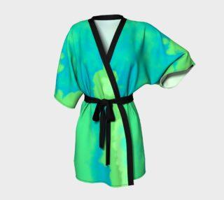 Aqua Marine Kimono preview