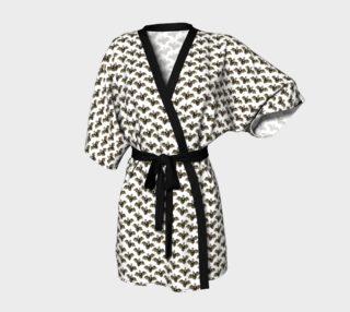 BatStache Kimono preview