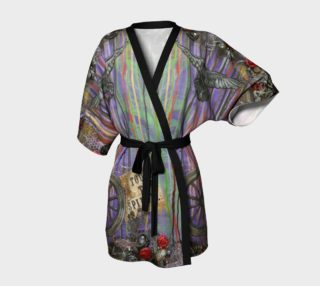 Aperçu de Touch the Spindle Kimono