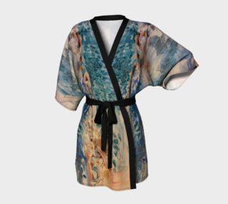 Aperçu de ocean tides kimono