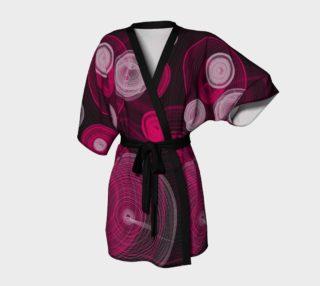 Circles Kimono preview