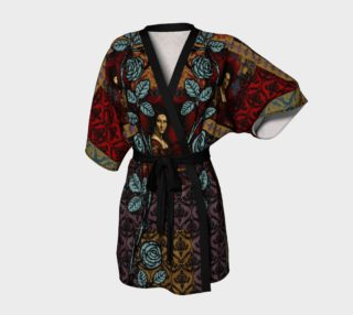 Roughly Royal da Vinci - Kimono Robe preview