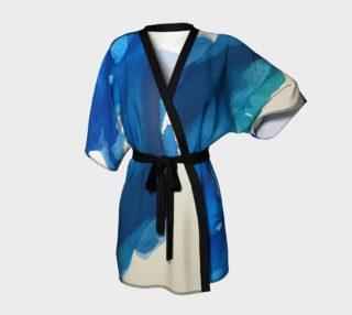 Breathe Into Blue Kimono preview