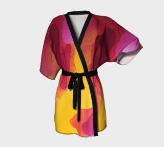 Aloha Summer Kimono preview