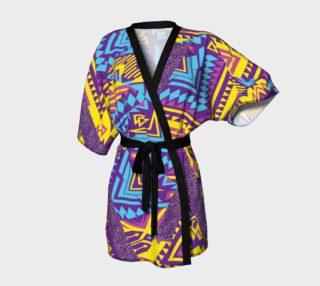 TIKI Kimono Robe  109-1 preview