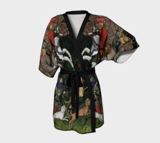 Aperçu de Medieval Hunt - Kimono Robe