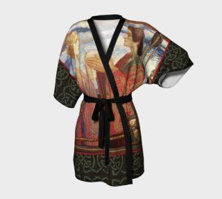Aperçu de Tristan and Isolde - Kimono Robe