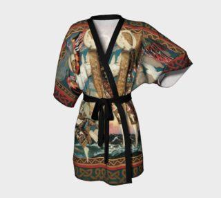 Aperçu de St. Bride 2 - Kimono Robe