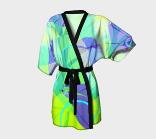 Limeade Kimono Robe preview