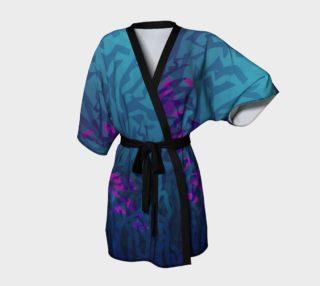 Mermaid Kimono Robe preview