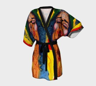 Meditative Native Kimono preview