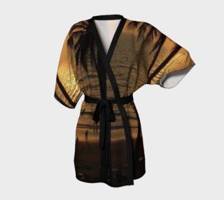 Aperçu de Amazing sunset, Kimono Robe