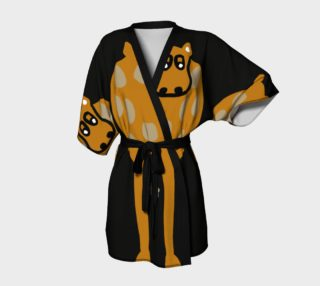 Silly Cow Kimono Robe preview