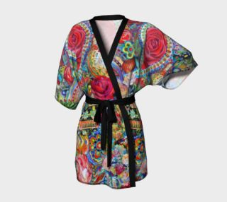 Love One Another Kimono preview