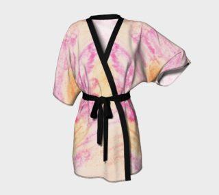 Pink Flowerets Kimono preview