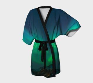 Aperçu de Vivid Northern Lights Kimono