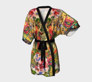 Bohemian Goddess Kimono preview