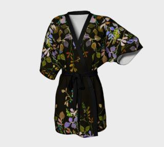 Midnight Garden Kimono preview