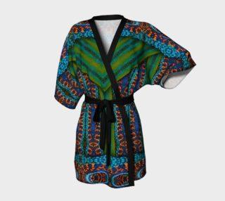 Aperçu de Mystery Creature Kimono Robe