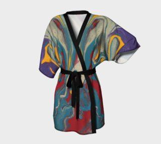 Flow Kimono Robe preview