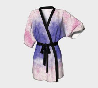 Pastel Floral Dream Kimono preview