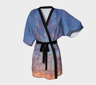 Aperçu de Endless Sky Kimono Robe