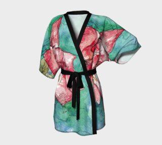 Wild Rose Flower Kimono preview