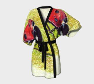 Ladybug Kimono preview