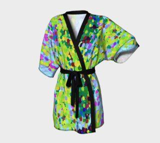 Monet Kimono Robe I preview
