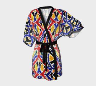 Aperçu de Incan Mosaic Kimono
