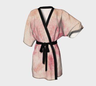 Peach Rose Kimono preview
