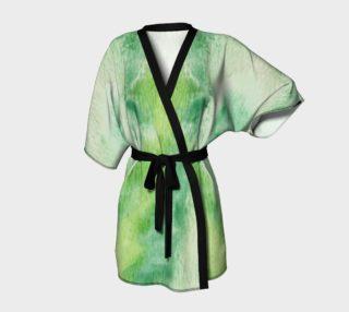 Fleur Verte Kimono preview