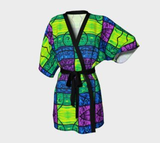 Serenity Stained Glass Kimono Robe  preview