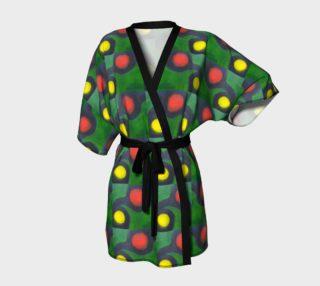 Festive I Kimono Robe preview