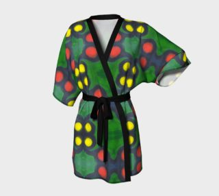 Festive II Kimono Robe preview