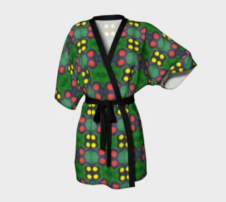 Festive IV Kimono Robe preview