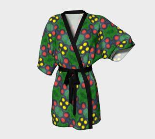 Festive V Kimono Robe preview
