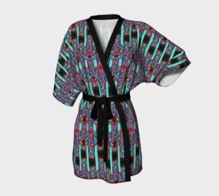 Metropolitan Stained Glass Kimono Robe preview