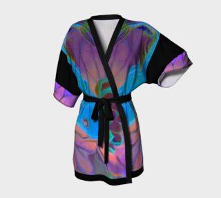 Midnight Koi Kimono preview