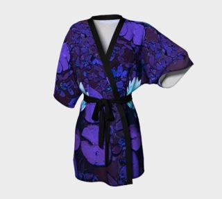 Aperçu de Lotus Flower Purple Turquoise