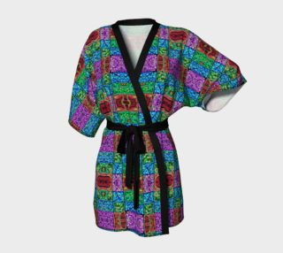 River Rouge Glass Kimono Robe  preview