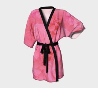 Aperçu de Elegant Vintage Pink Rose Medley
