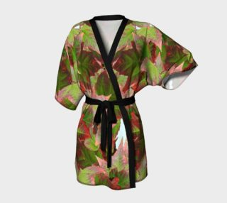Autumn Leaves Kimono Robe  preview