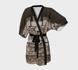 Textural Antiquities Herculaneum Five Kimono Robe preview