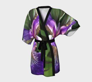 Wild Iris Kimono by Mandy Ramsey preview