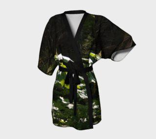 Alaska Devils Club Kimono Robe by Mandy Ramsey preview