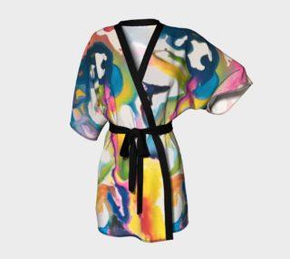 Rainbow Strider - robe preview