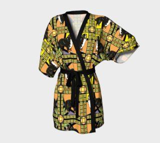 Bernese Mountain Dog Kimono Robe preview