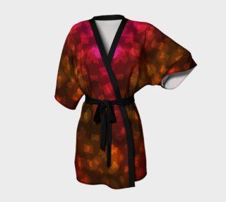 Autumn Leaves Kimono Robe preview